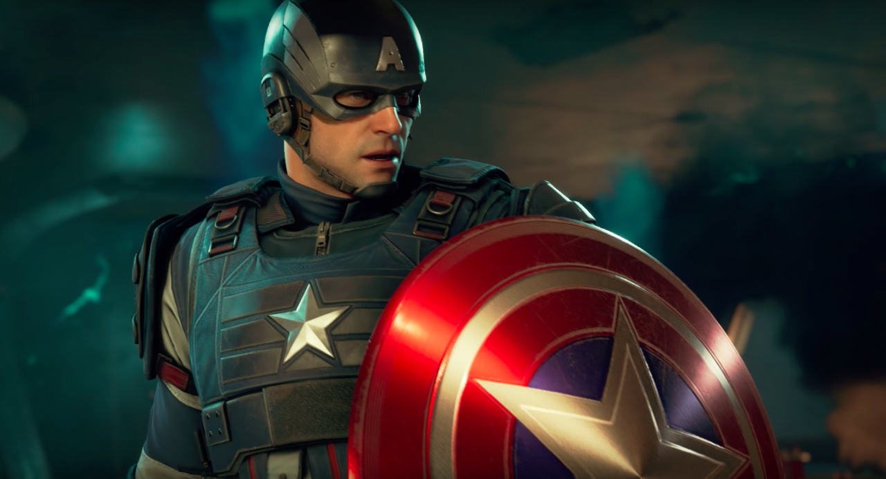 Разработчики Marvel's Avengers знакомят игроков с Капитаном Америка. Есть новый геймплей