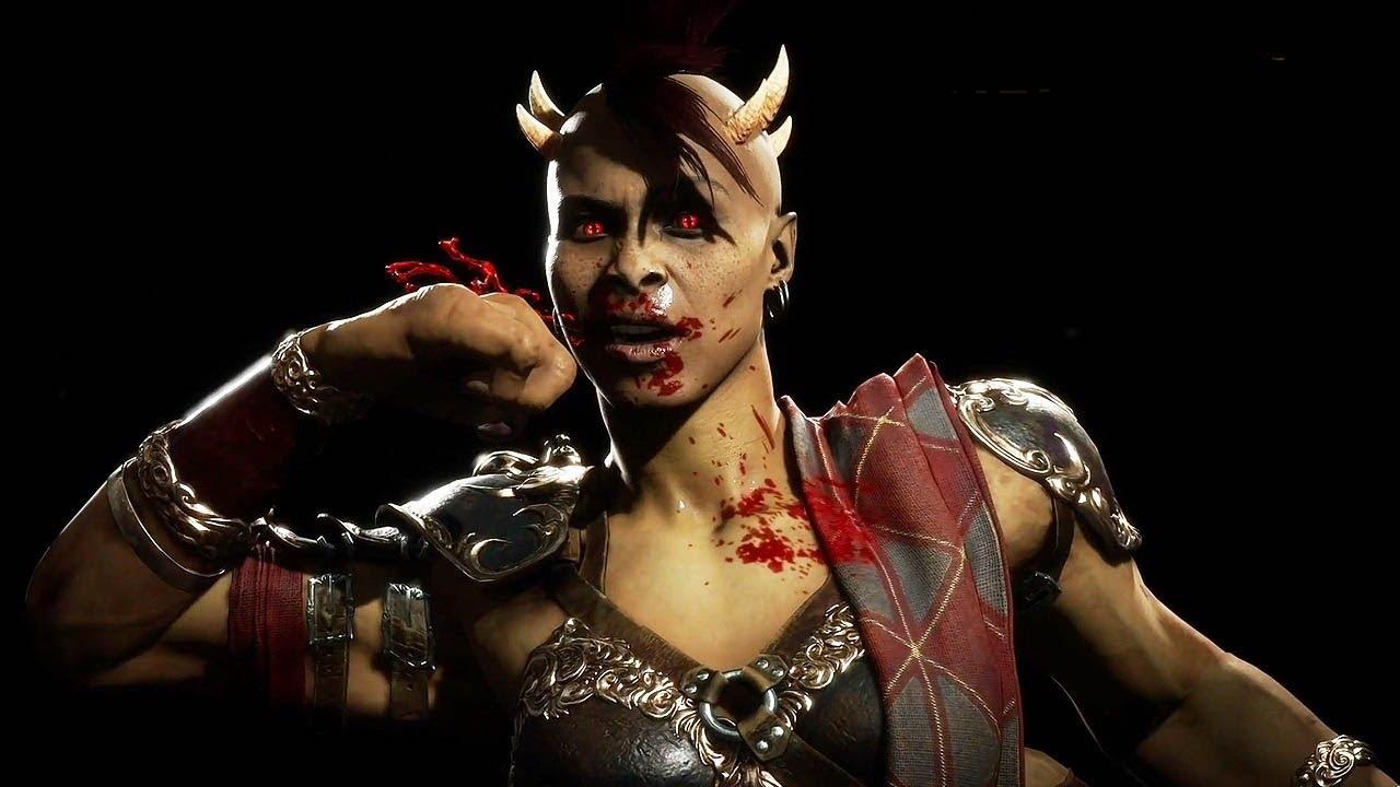 Вышел трейлер Шивы для Mortal Kombat 11: Aftermath