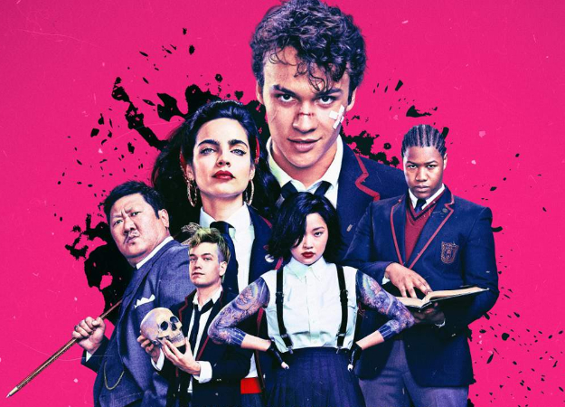 Deadly Class— подростковый сериал про школу наемных убийц отбратьев Руссо