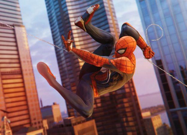 Джона Джеймсон иПитер Паркер спорят оважности Человека-паука вновом ролике Spider-Man для PS4