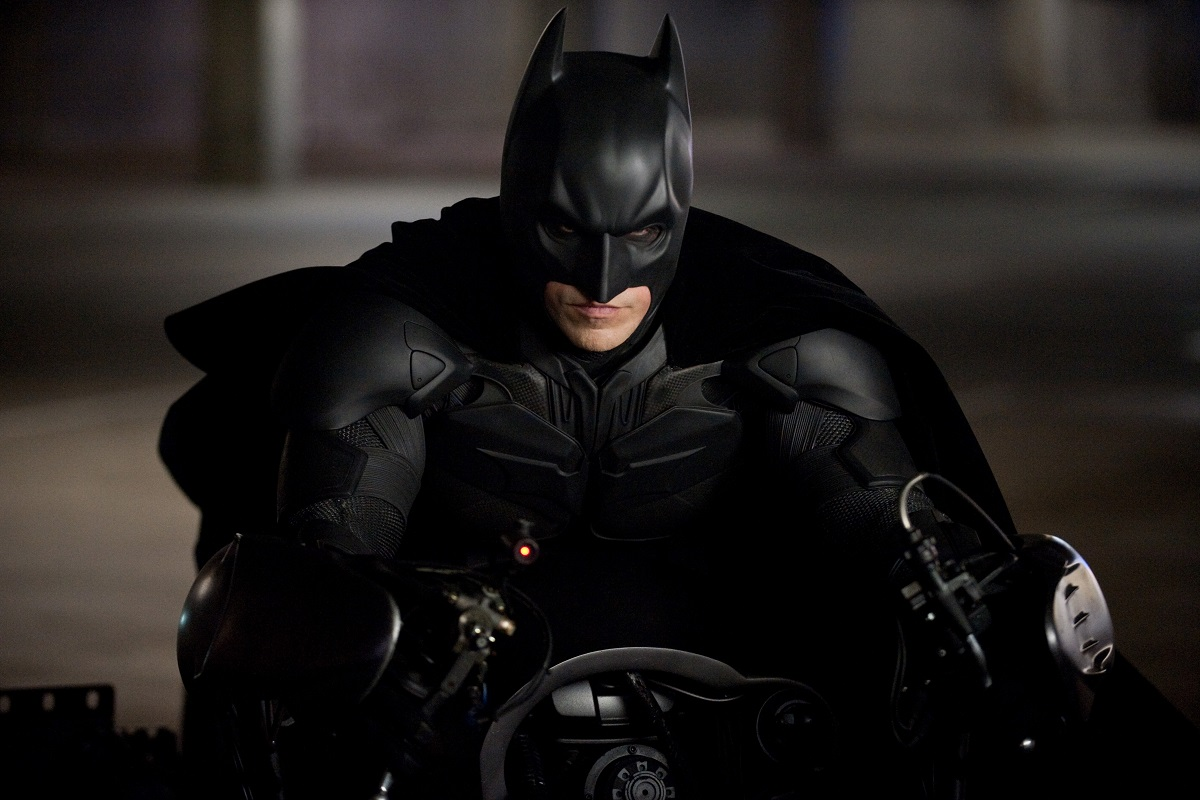 «Отличный выбор»— Кристиан Бэйл оРоберте Паттинсоне вроли Бэтмена
