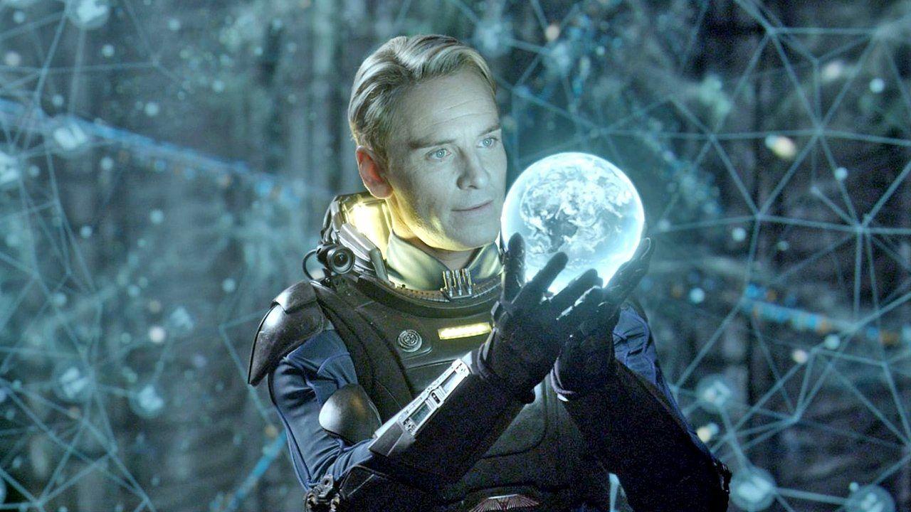 Первое фото экзопланеты из фильма  «Чужой: Завет»