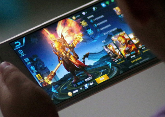 Китайский провайдер похвалит игроков за хорошее поведение