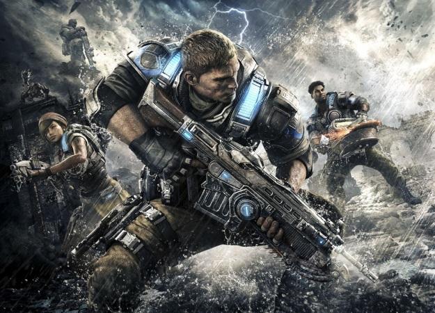 Слух: Microsoft разрабатывает сразу три новых части Gears ofWar! Без battle royale необошлось