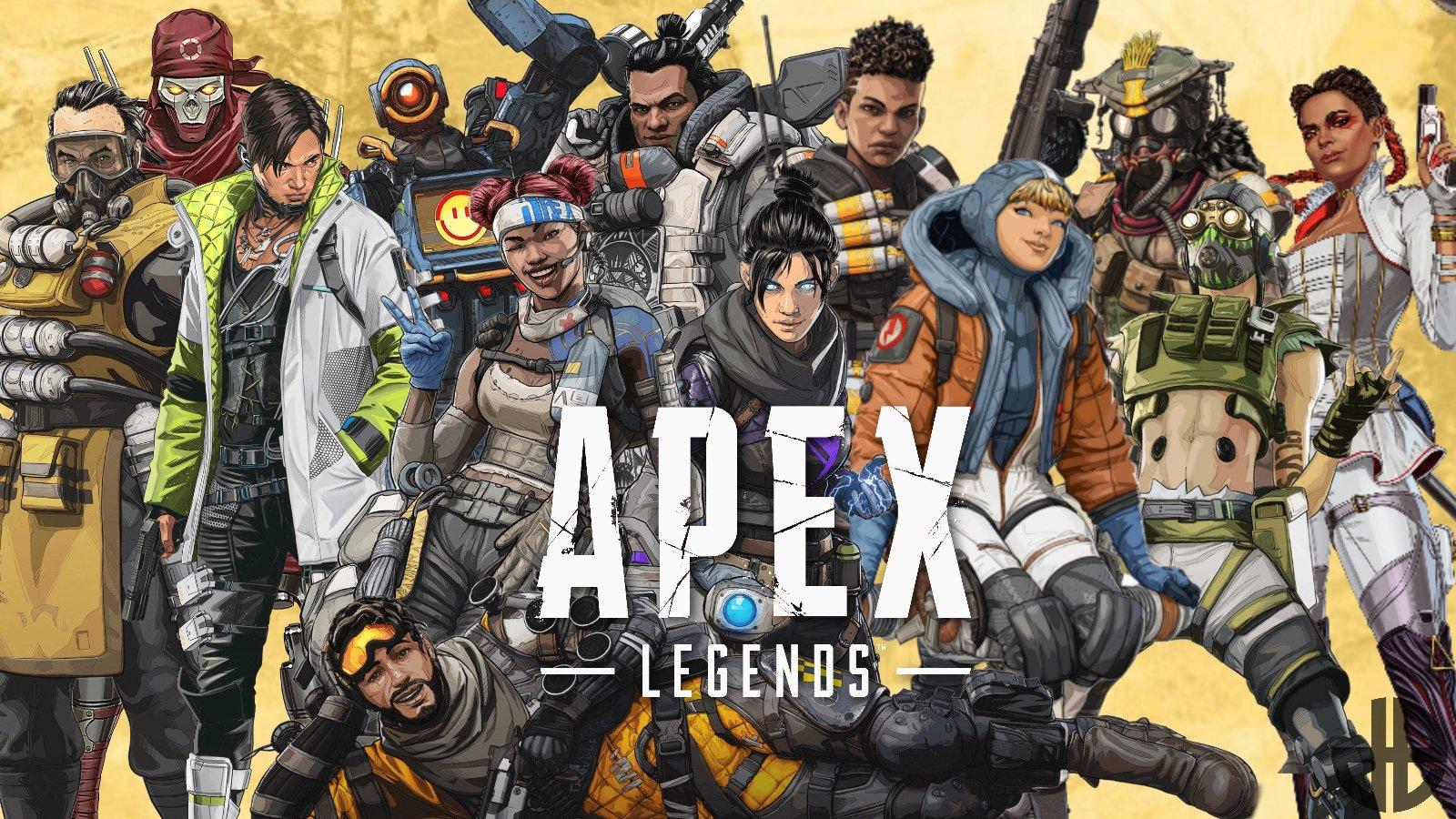 В Apex Legends пройдет событие «Военные игры» с ежедневными испытаниями