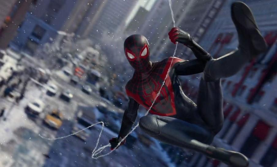 Новая игра про Человека-паука выйдет наPlayStation5