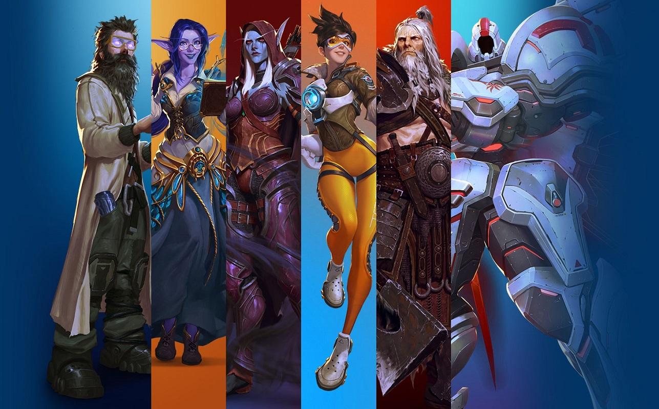 Blizzard отменила выставку BlizzCon 2020