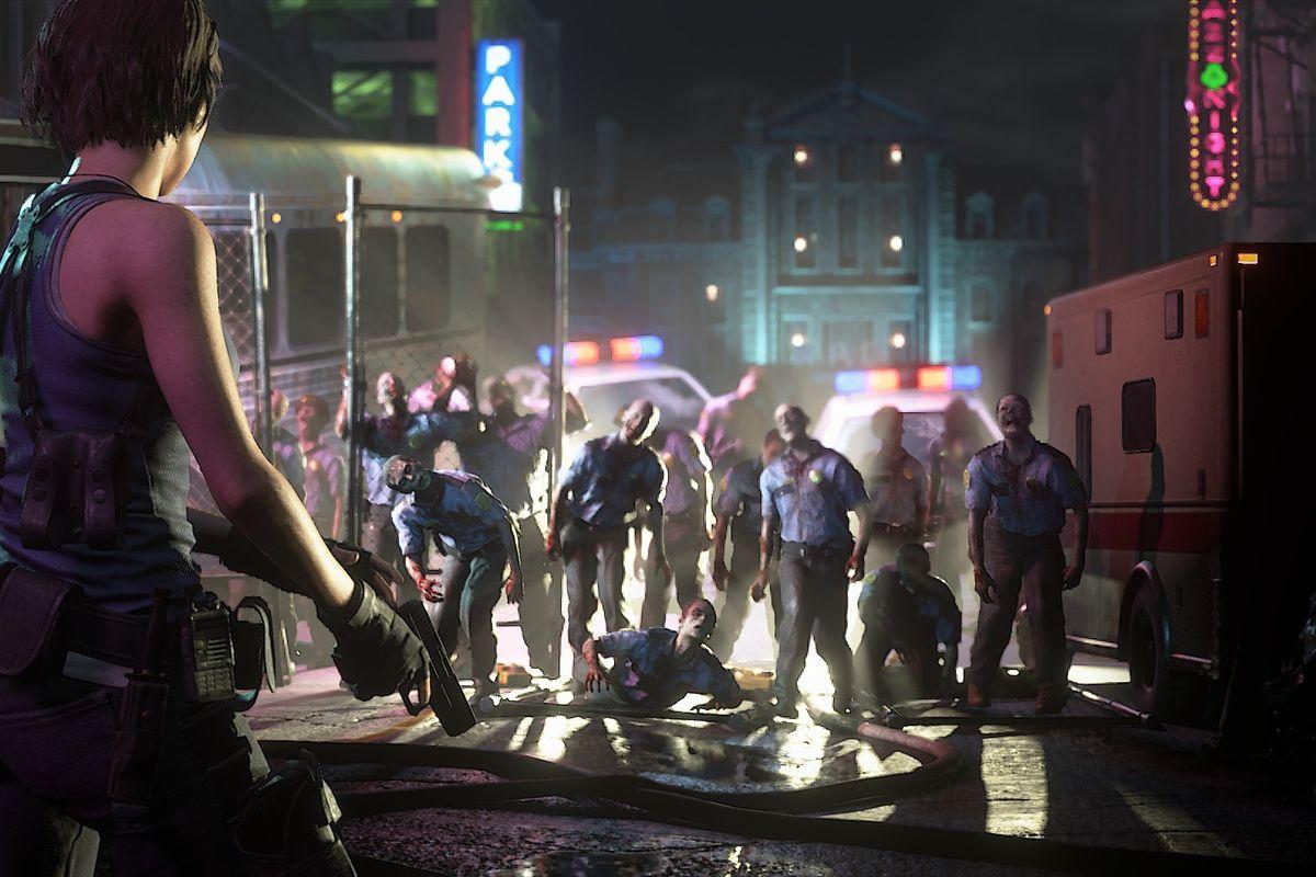 Появились ролики иновые детали геймплея Resident Evil 3 Remake