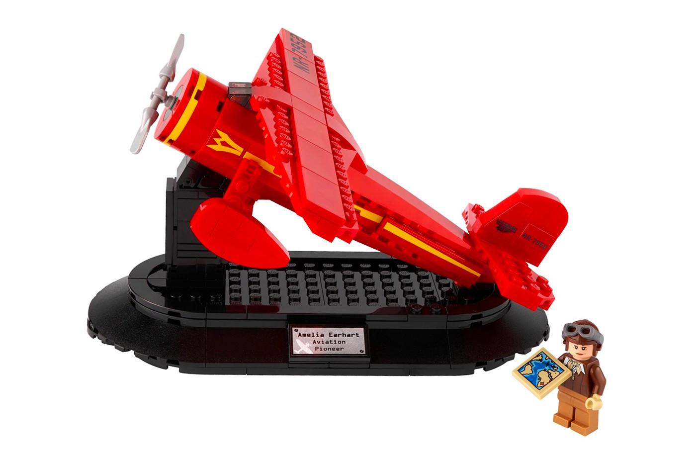 LEGO выпустит конструктор, приуроченный к Международному женскому дню