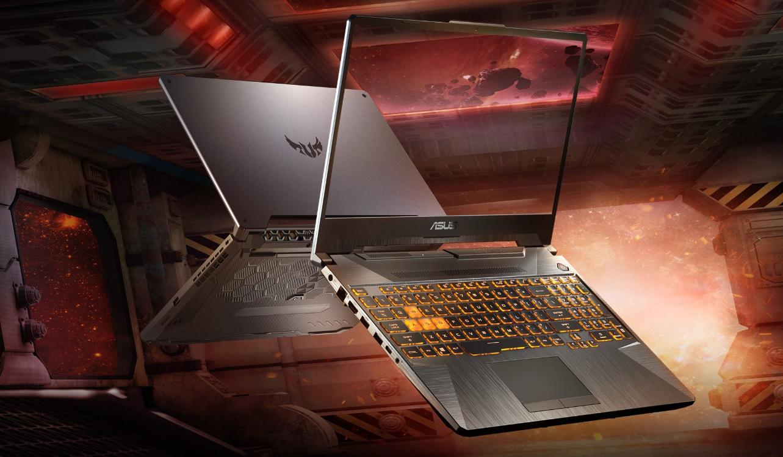 Asus представила вРоссии геймерские ноутбуки TUF Gaming A15 иA17 нановых процессорах AMD Ryzen