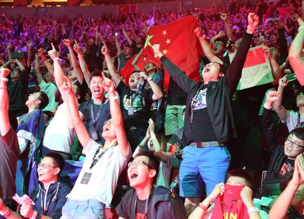 Почему нестоит критиковать китайских болельщиков наThe International 2019