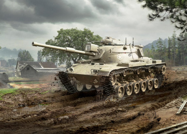 Как в World of Tanks получить редкий танк, не вложив ни рубля