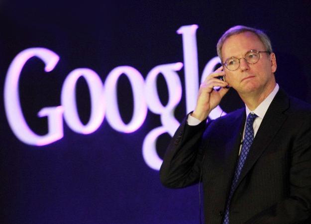Бывший глава Google не ответил на вопрос из собеседования в компанию