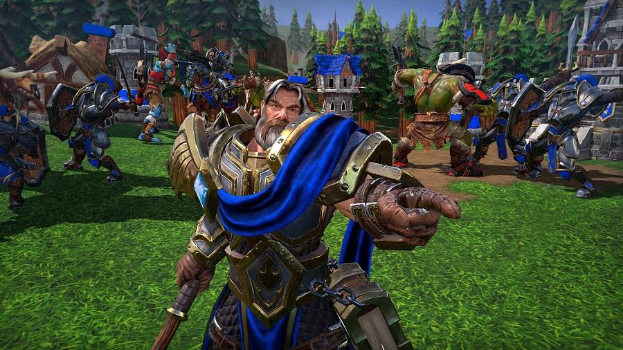 Стали известны системные требования WarCraft III: Reforged