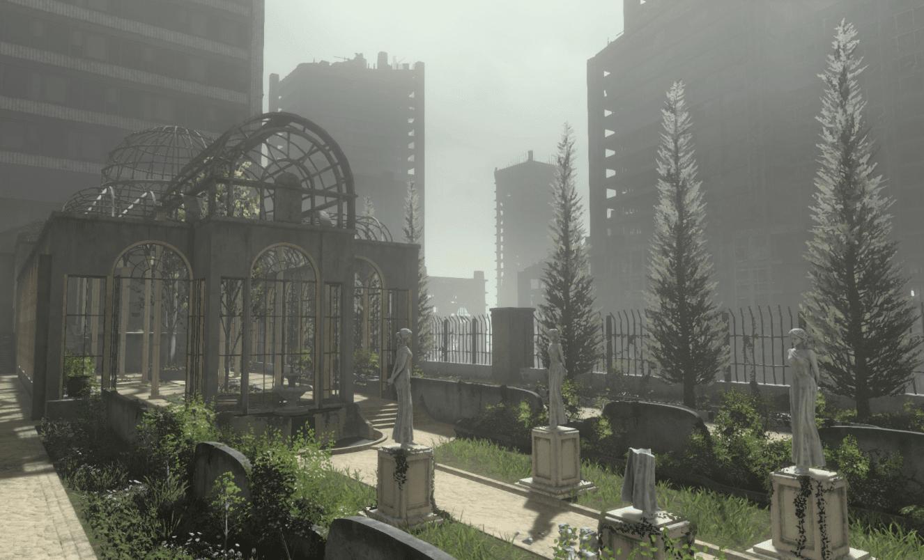 Square Enix показала скриншоты NieR Replicant