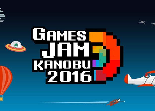 Закончился прием проектов на GamesJamKanobu 2016