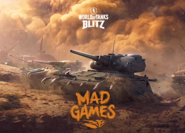 [Обновлено] Разыгрываем два танка для World of Tanks Blitz