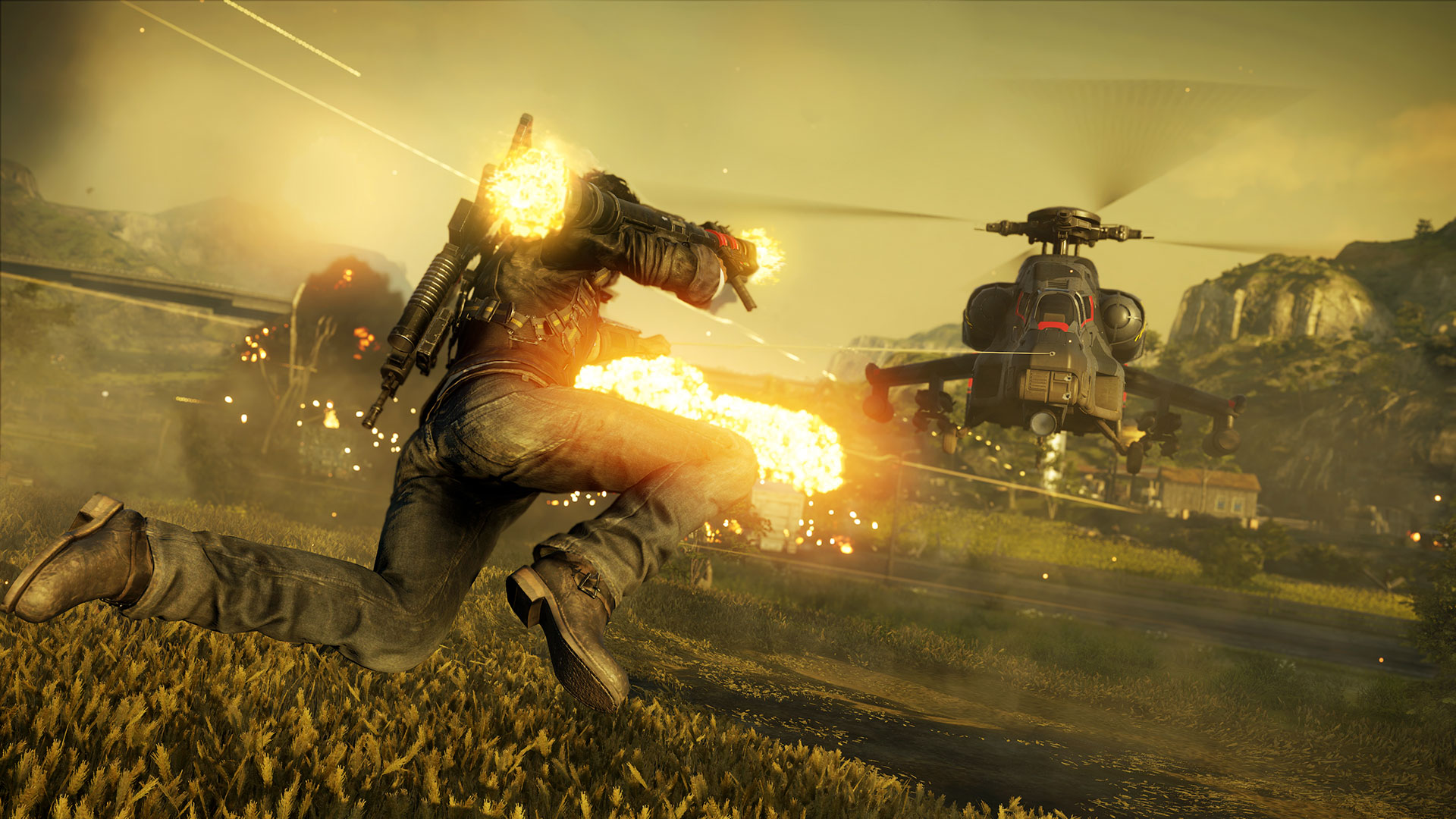 Геймеры остались недовольны Just Cause 4. В Steam у игры почти все отзывы отрицательные!
