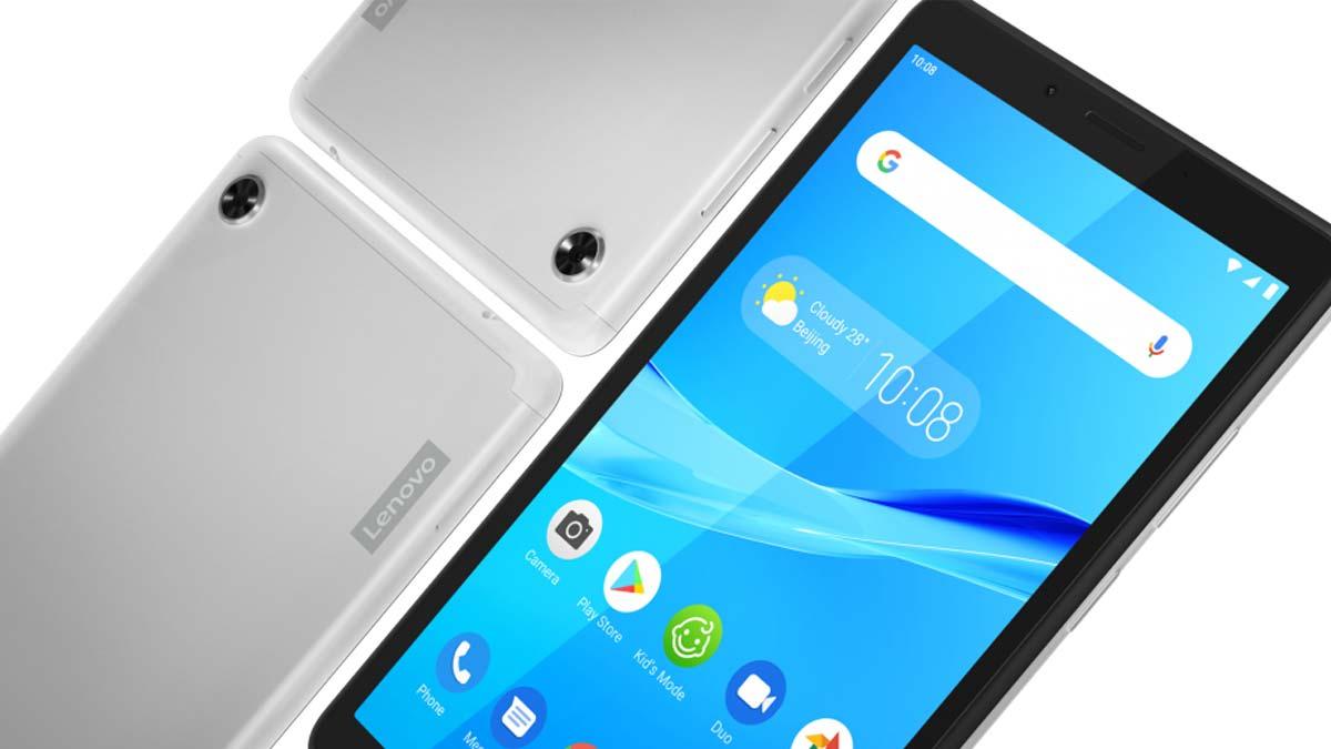 Lenovo Tab M7 иTab M8— пара новых планшетов поцене от7000 рублей