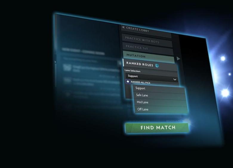 В матчмейкинге Dota 2 теперь за выигрыши будет выдаваться фиксированное число очков MMR