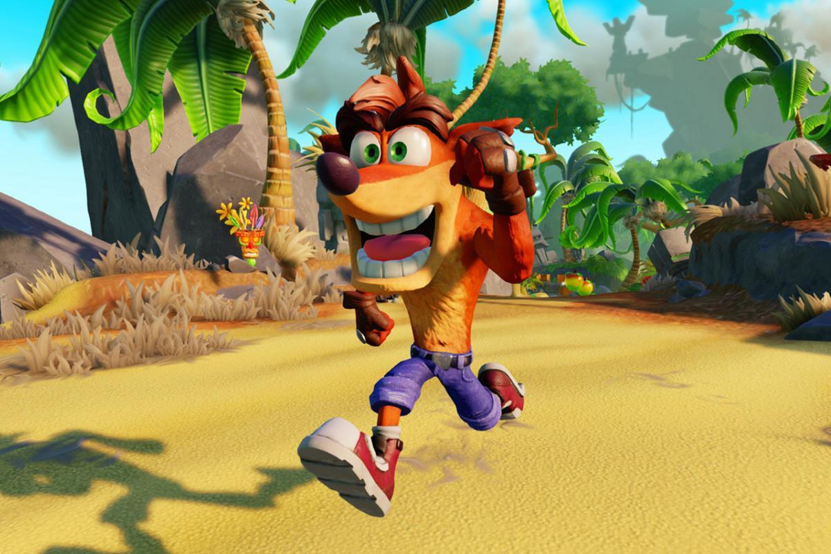 Вразработке может находиться новая часть Crash Bandicoot