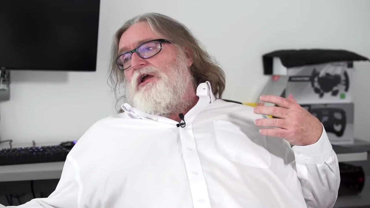 Основатель студии Valve Гейб Ньюэлл оНовой Зеландии, VRиновых частях Half-Life
