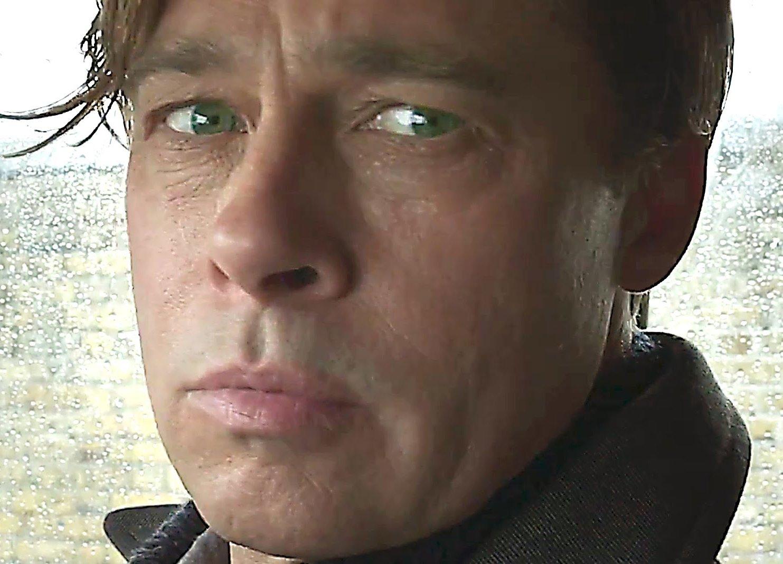 Трейлер «Союзников» посвящен семейным проблемам героя Брэда Питта
