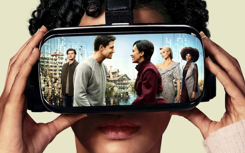 Рецензия напервый сезон сериала «Загрузка». Компиляция идей «Черного зеркала» вкомедийной обертке