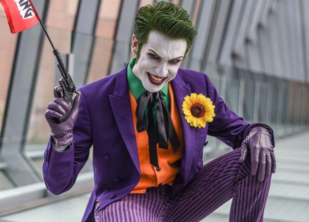 Косплей дня: принц-клоун преступного мира Готэма Джокер