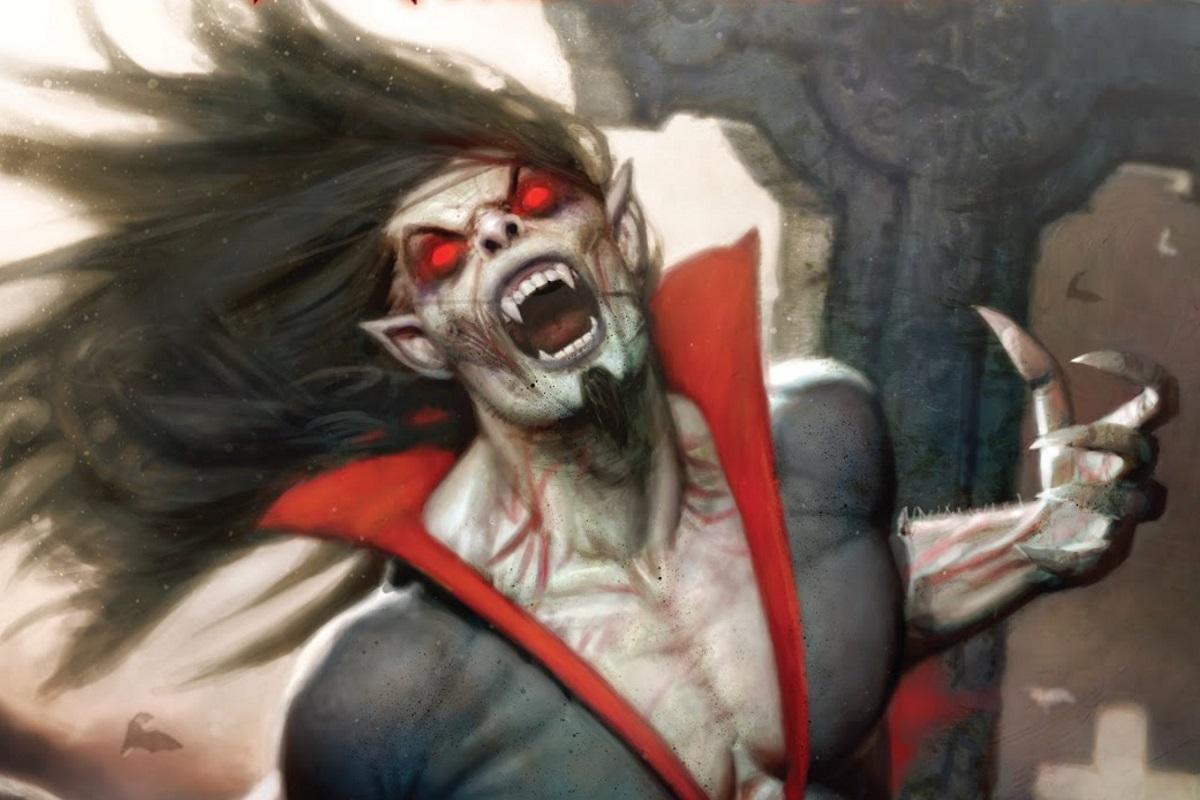 Морбиус— милосердный вампир