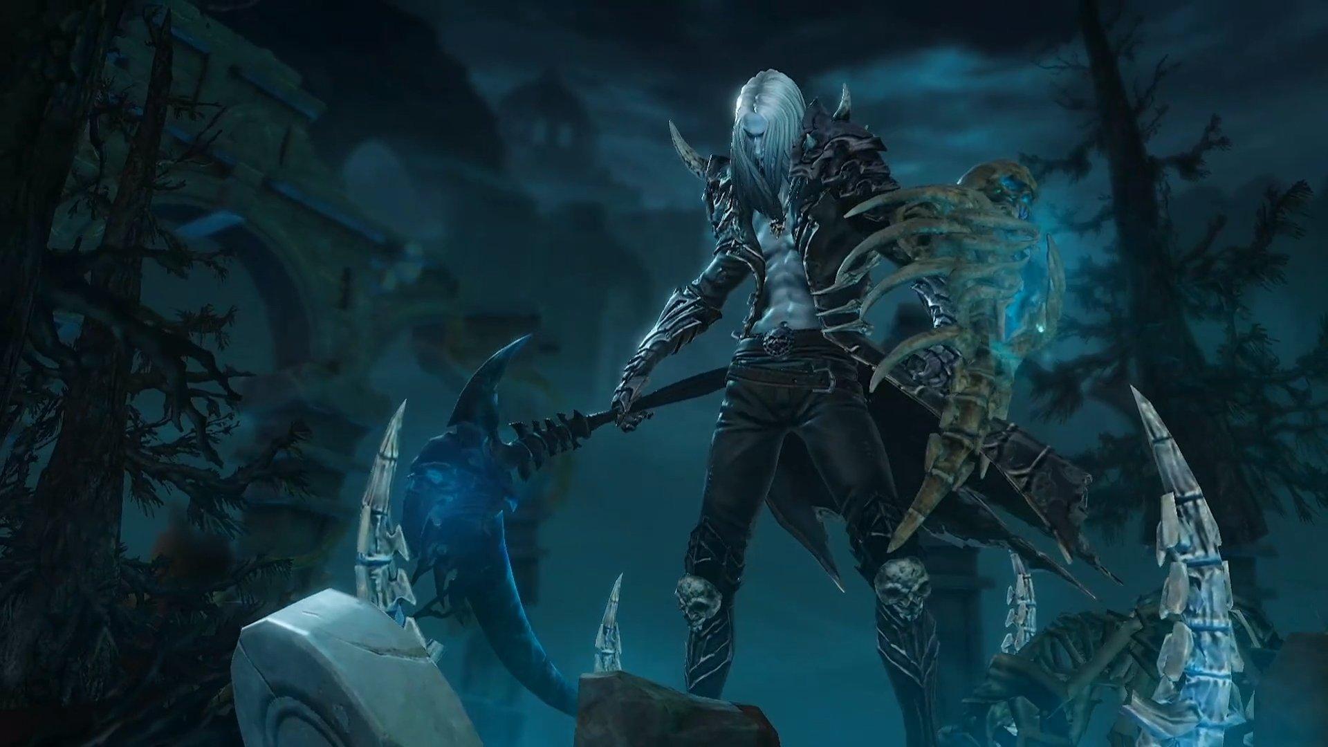 Анонсирована новая Diablo: Immortal— ноэто игра для смартфонов, аделать еепомогает NetEase
