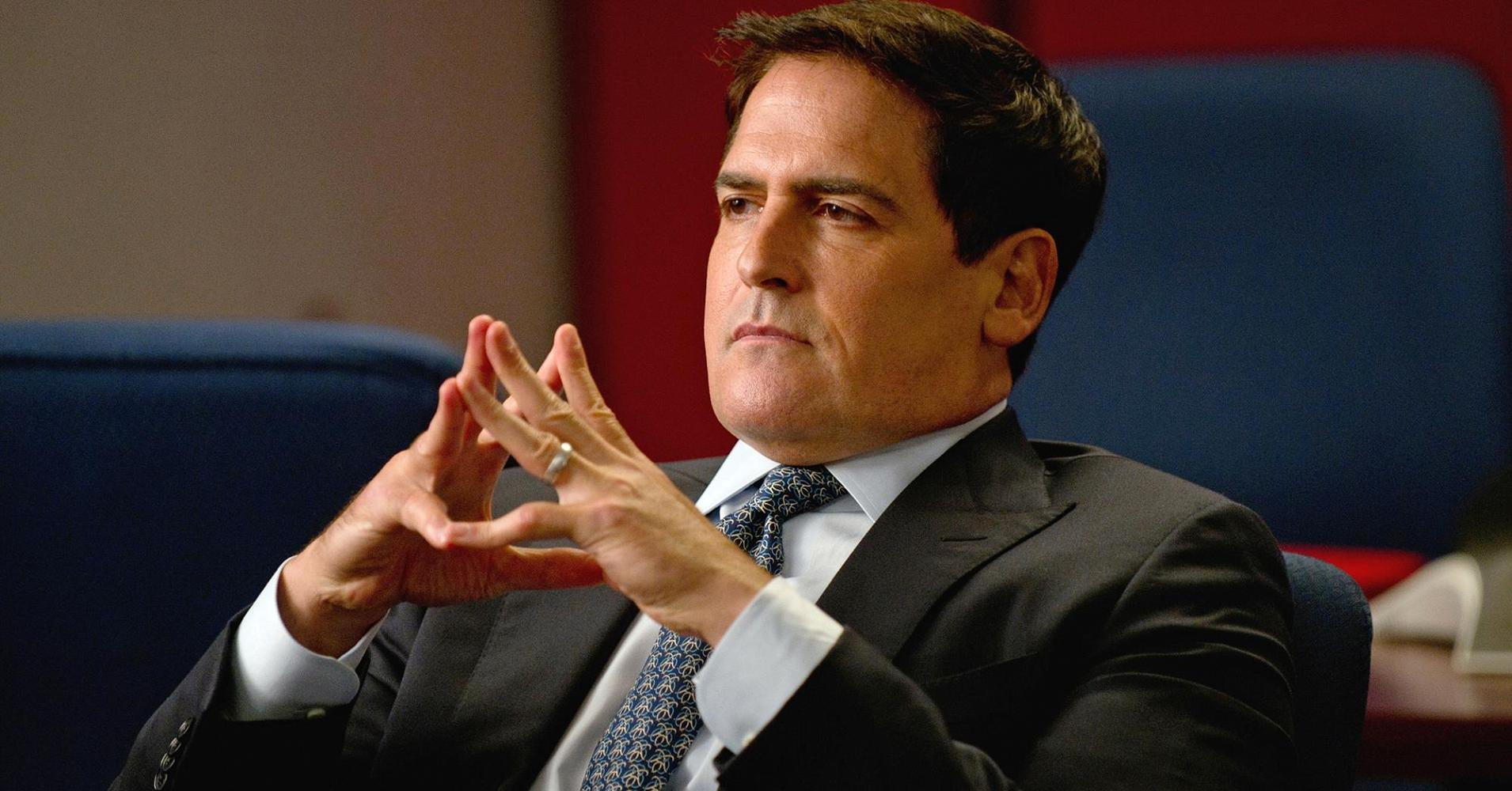 Mark Cuban: I do not expect a big correction in the cryptocurrency markets