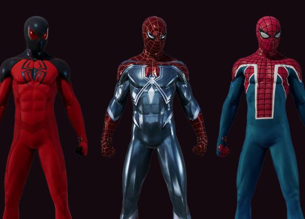 Объяснено: откуда взялись новые костюмы изDLC для Spider-Man сPS4?