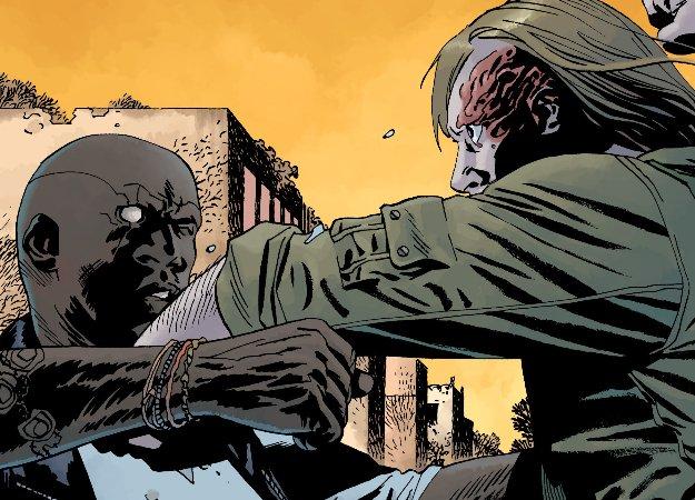 Кто погиб в новом номере комикса «Ходячие мертвецов»?