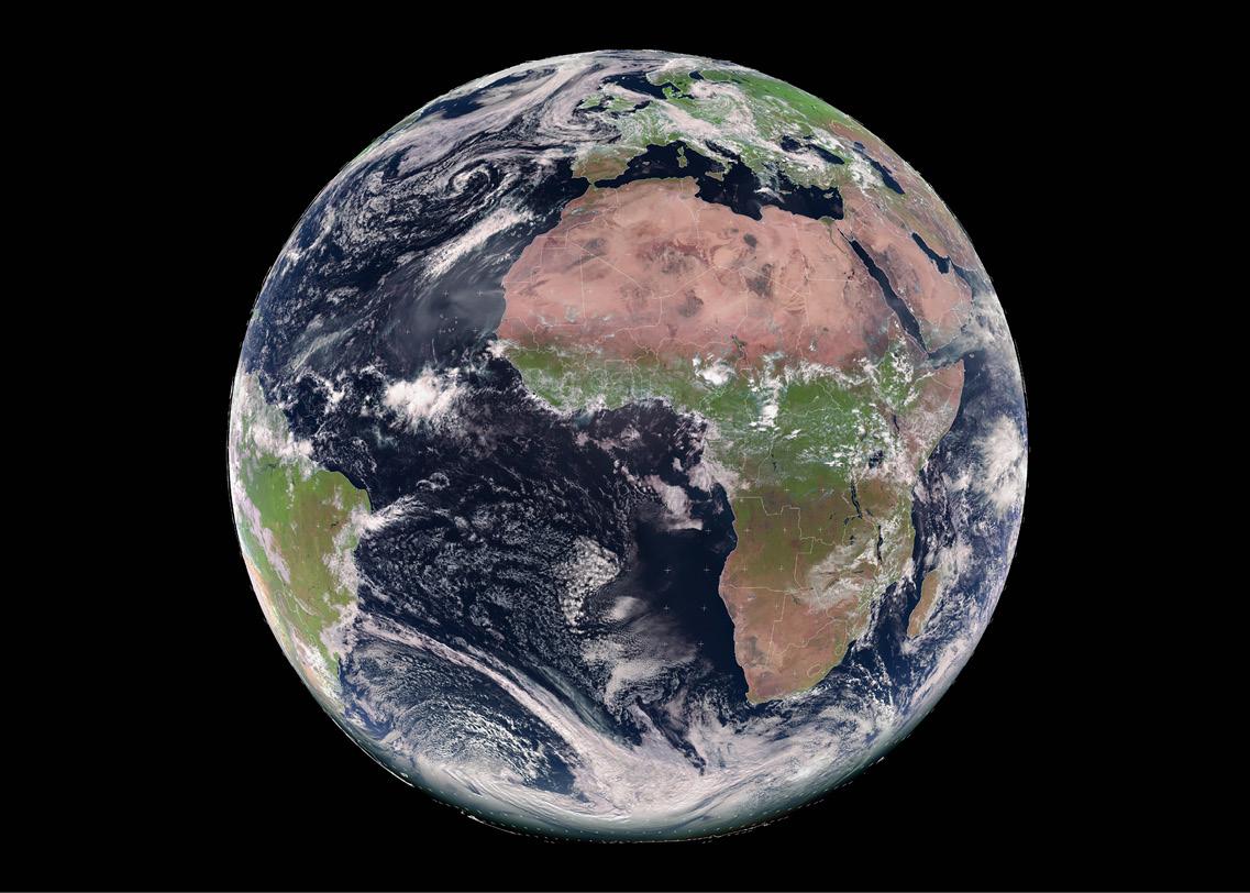 11 лучших фотографий Европейского космического агентства