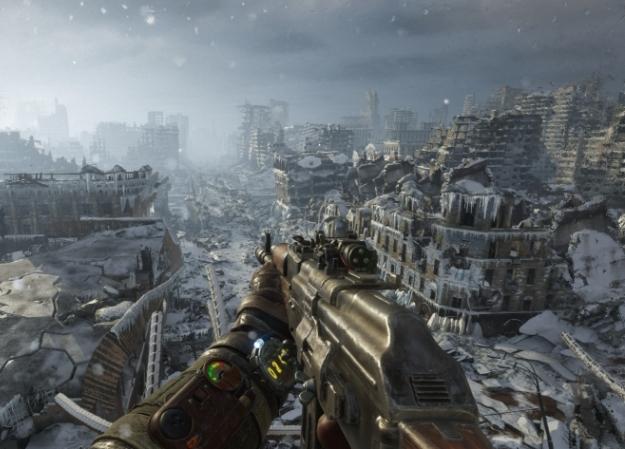 Metro: Exodus взломали ислили наторренты. Вот вам и«Epic Games Store против Steam»