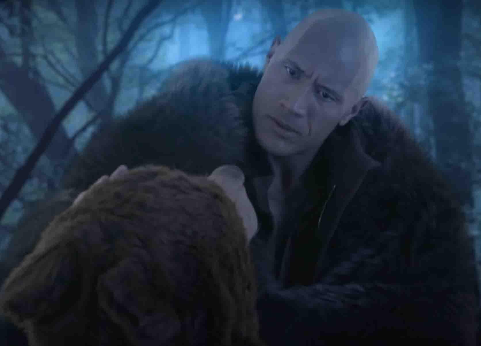 Дуэйн «Скала» Джонсон надругался над медведем в ремейке «Выжившего»