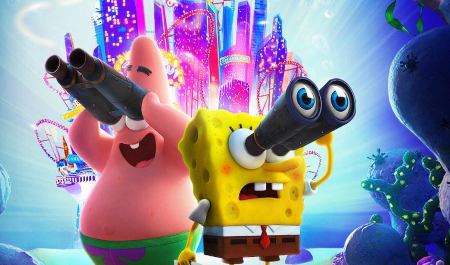 Премьера мультфильма «Губка Боб в бегах» состоится на Netflix