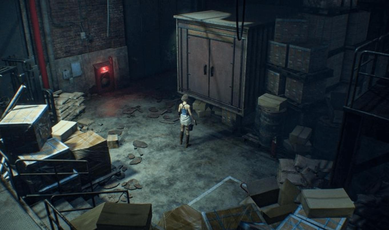Как выглядит ремейк Resident Evil 3 склассической камерой