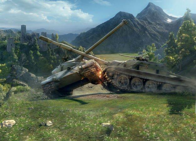 «Время танков» уже настало. Любительская серия поWoT стартует завтра