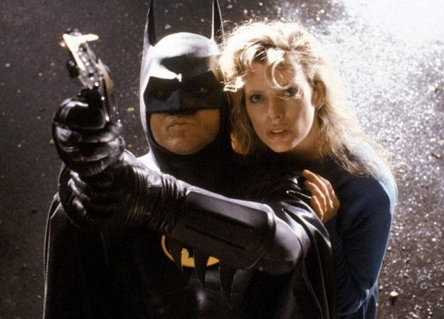 Актриса из«Бэтмена» 1989 года объясняет, какая шутка изфильма сейчасбы непопала вкартину