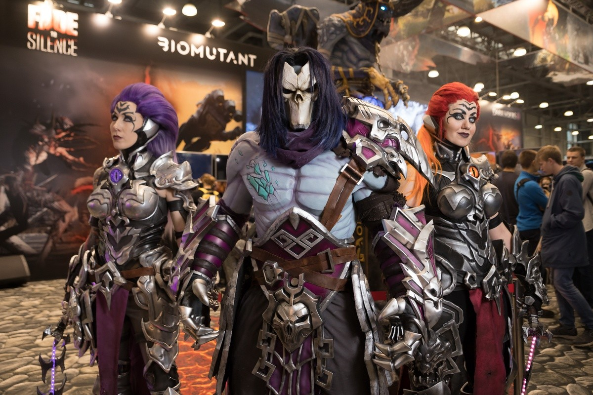 На Comic Con Russia в Санкт-Петербурге уже можно купить билеты