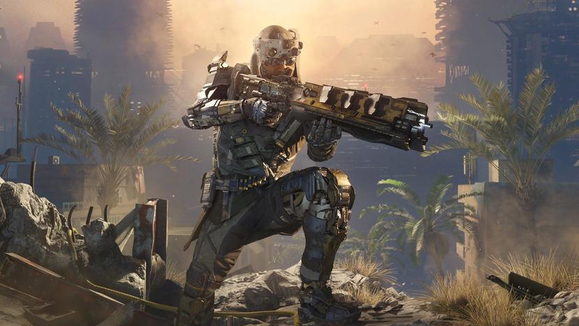 В «королевскую битву» Black Ops 4 можно будет бесплатно сыграть в течение недели