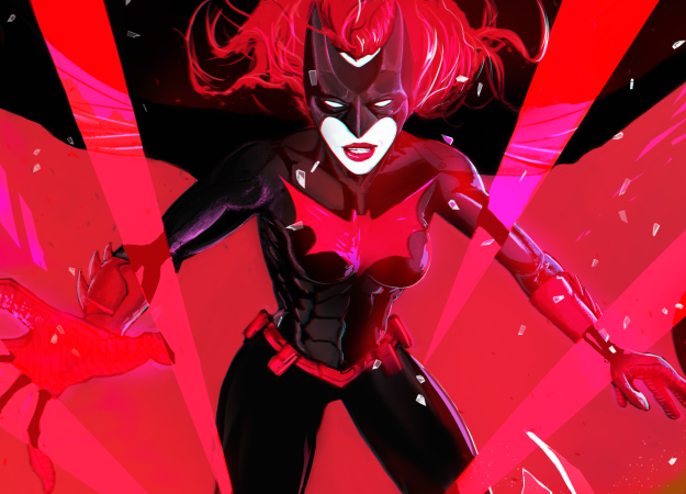 Новый взгляд наБэтвумен висполнении Руби Роуз изкроссовера сериалов CW