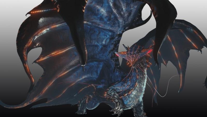 ВMonster Hunter World: Iceborne появятся два новых усиленных древних дракона