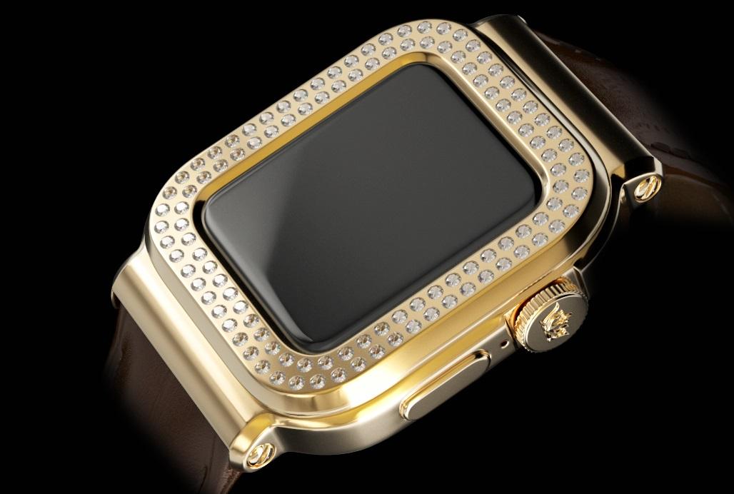 Caviar выпустил линейку Apple Watch 6 Limited Edition смаксимальным ценником 2900000 рублей