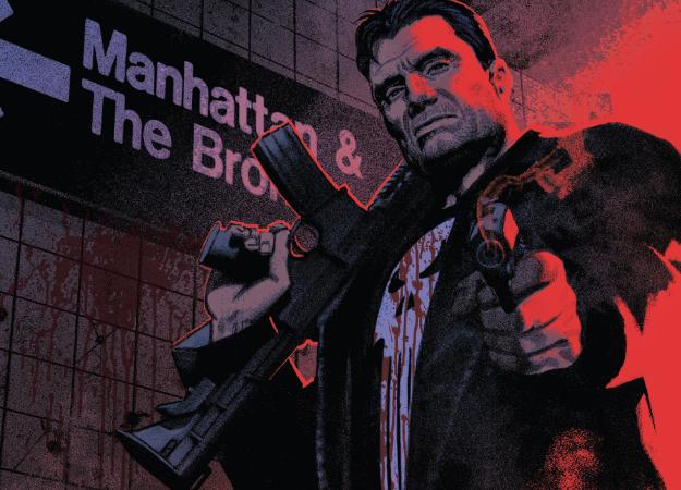 Вновом комиксе Каратель убил одного изглавных врагов Железного человека