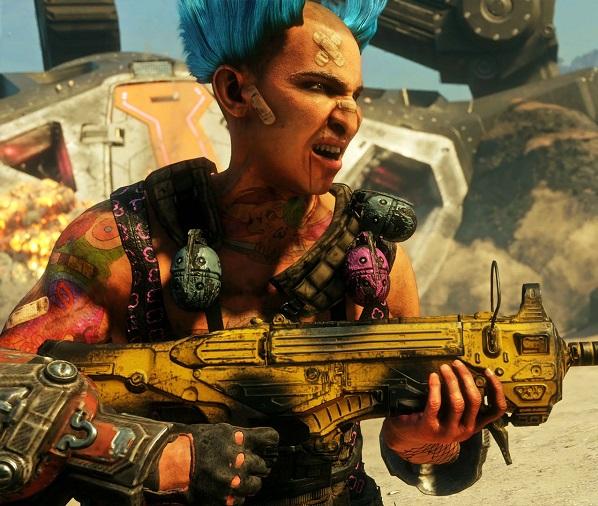 Новый геймплей и скриншоты RAGE 2. Критики пока очень довольны игрой!