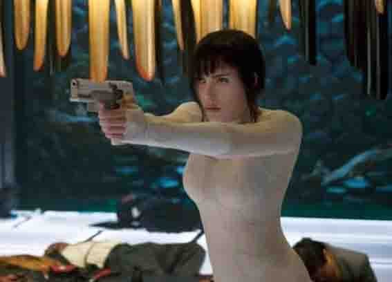Критики не сошлись в оценке Скарлетт Йоханссон в Ghost in the Shell