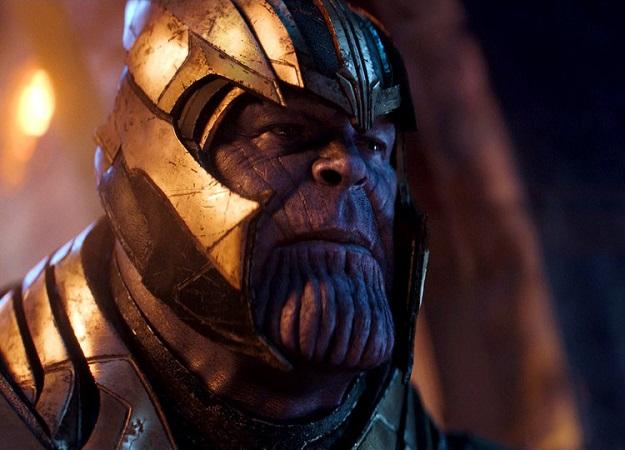 NSFW: Танос уже решил, вкаком виде онбудет встречать Мстителей. Помогите развидеть!